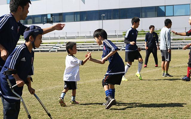 CPサッカー協会ギャラリー2